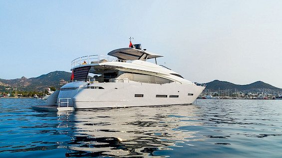 Motor Yacht Charter LARA in Turkey | Luxury Yacht Travel